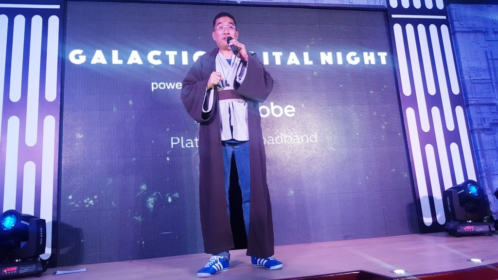 JOCEL DE GUZMAN, DIRECTOR FOR EXTERNAL AFFAIRS, GLOBE REVEALS WONDERFUL HAPPENINGS BY 2016
