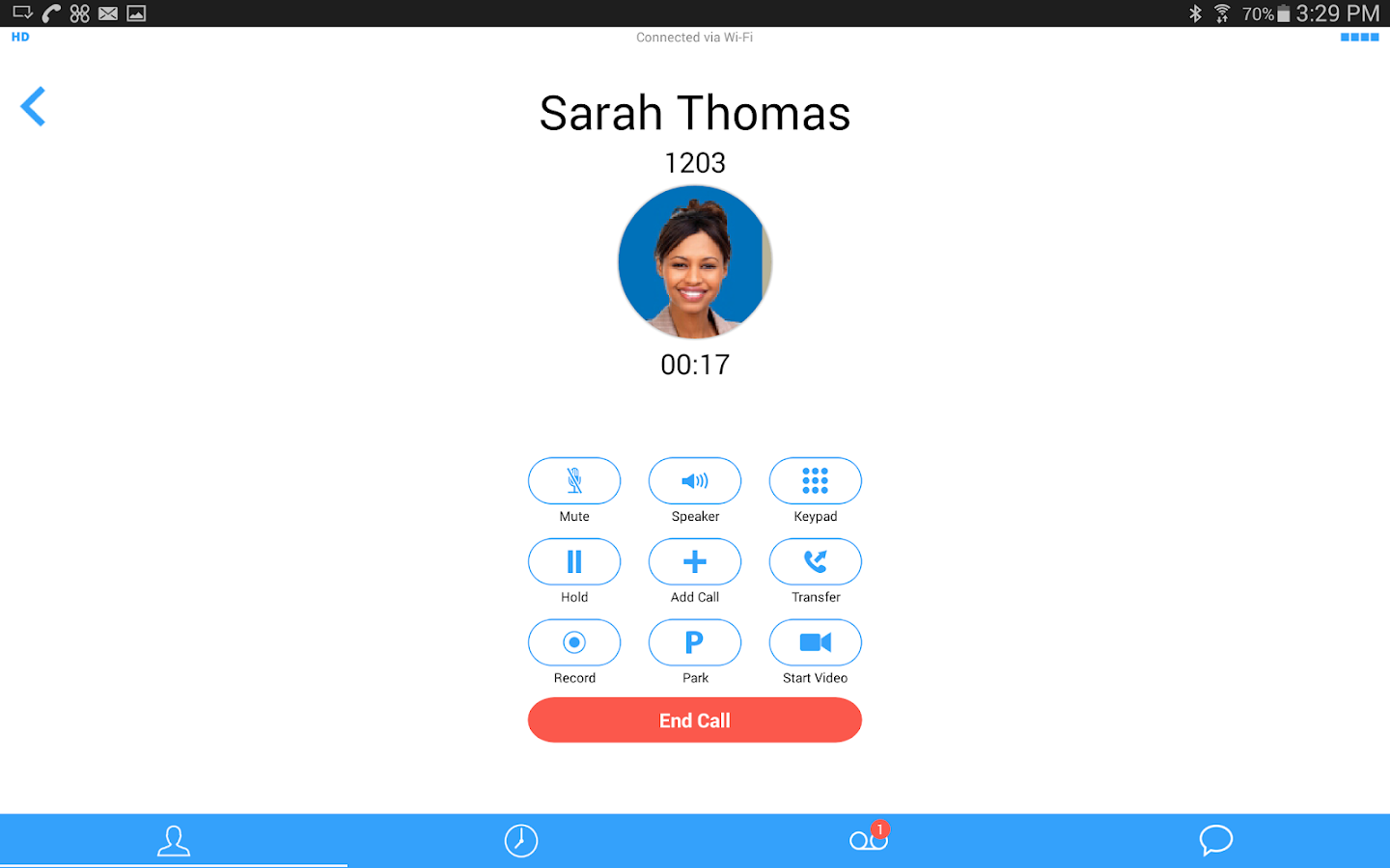 8x8 Virtual Office- screenshot