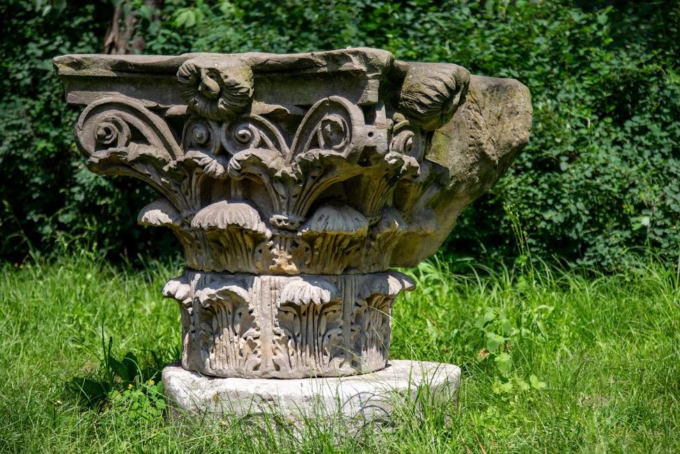 Arkadia, park romantyczny w Arkadii, Polska