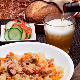 Fresh Polish Sausage And Sauerkraut Recipes