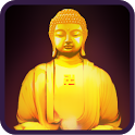 Buddhism Buddha Desk Free icon