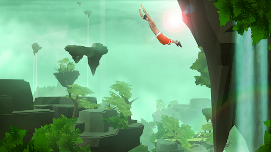Sky Dancer Run Screenshot