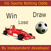 SG Sports Betting Odds
