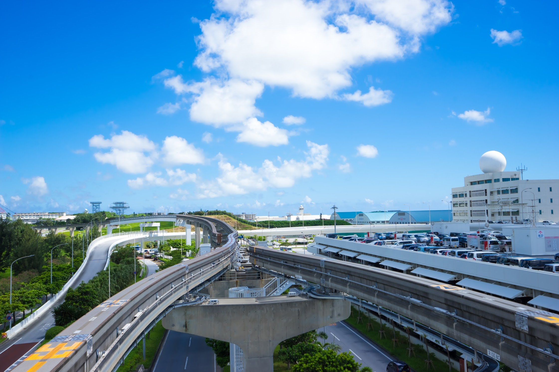 Naha Airport Monorail3