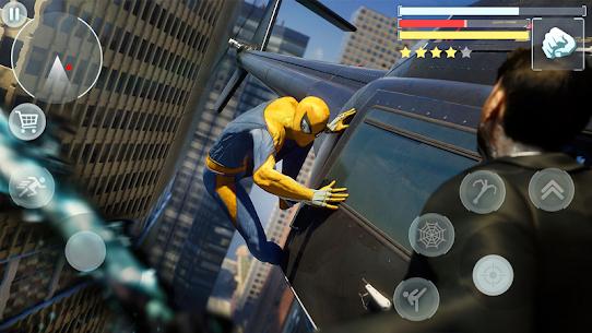 Spider Hero – Super crime city battle MOD (Money/Rewards/No Ads) 2