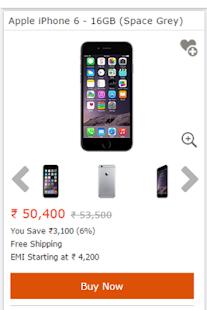 Indiatimes Shopping- screenshot thumbnail
