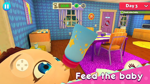 Mother Simulator: Family Life apkbreak screenshots 1