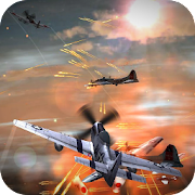 WWII Air Combat Live Wallpaper