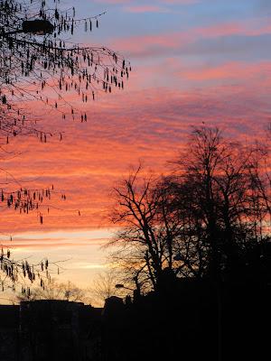 il cielo, le sfumature di Praz