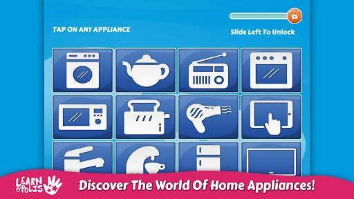 Kids Learn Home Appliances