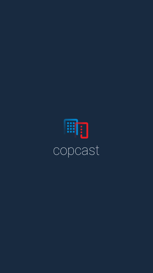 Copcast- screenshot