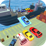 Car Transport Ship Simulator 3d ?? Icon