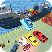 Car Transport Ship Simulator 3d