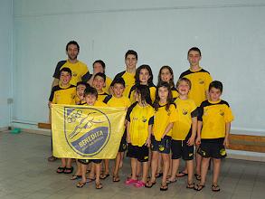 Photo: Equipa do Benedita Sport Club Natação