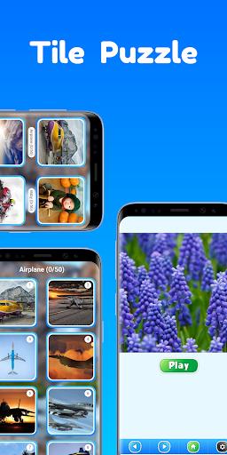 Tile Puzzle: Picture Puzzle  screenshots 2