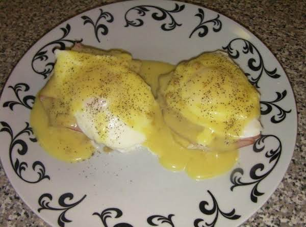 Eggstra Easy Eggs Benedict Recipe
