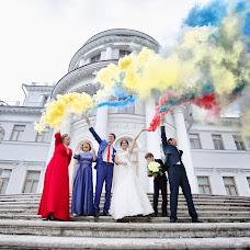 Wedding photographer Sergey Slesarchuk (svs-svs). Photo of 28.08.2017