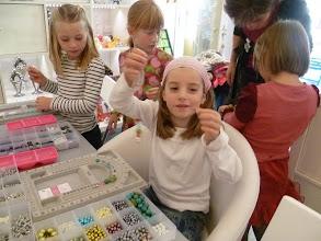 Photo: workshop 6 meiden 15-10-11