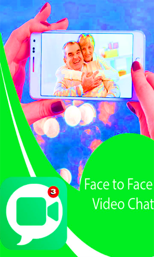 Face TO Face Video Calling & Chat screenshot 1