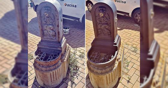 Almería pone a punto 144 fuentes bebedero de la ciudad
