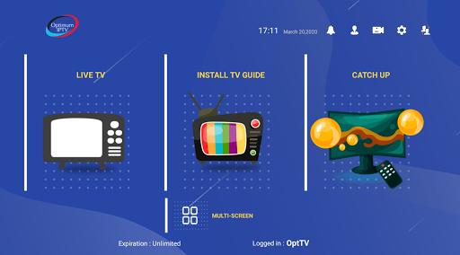 Opt.TV screenshots 2