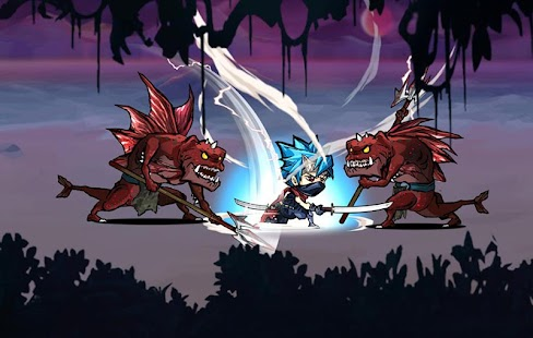 Ninja fight- screenshot thumbnail