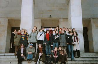 "Photo: Warszawa MN wystawa 'Transalpinum"" 12.2004 r."
