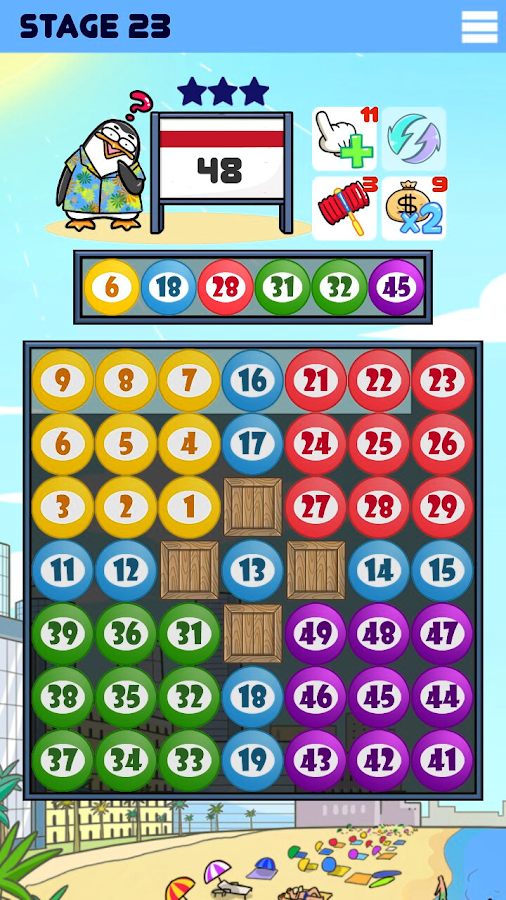 Lotto Puzzle- screenshot