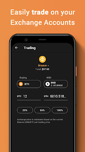 Coin Stats - Crypto Tracker, Bitcoin Preis, Kurse Screenshot