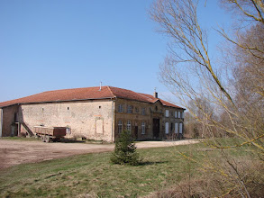 Photo: la ferme de la Petite Pologne