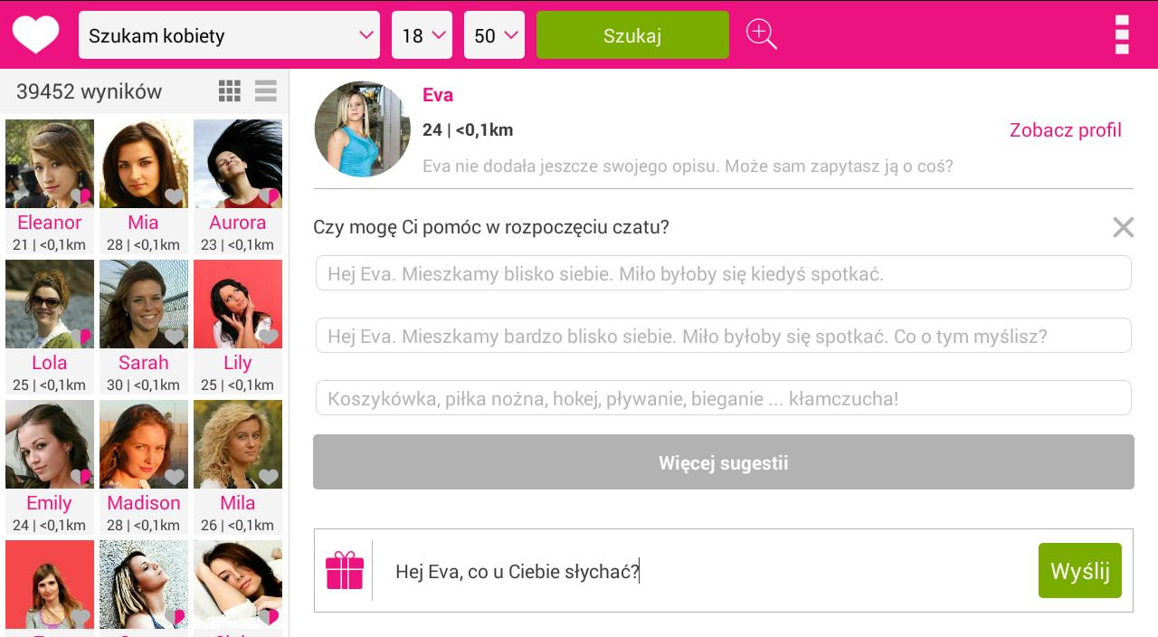 profile randkowe darmowe Słupsk