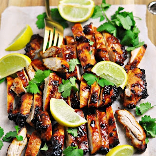 Grilled Chicken Fillet Recipes
