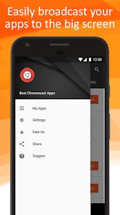 Best Chromecast Apps - náhled