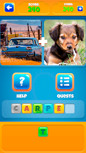 2 Pictures 1 Word – Offline Games 6