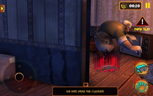 Scary Butcher 3D Screenshot