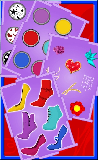 High Heels Shoe Designer apkmr screenshots 8