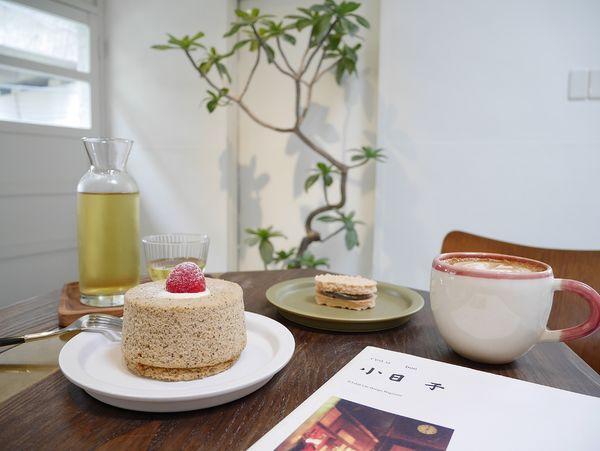 日佐甜室。老宅咖啡廳.樂居咖啡分支.清幽小空間.簡單就是好拍,低消為一杯飲品