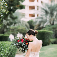 Wedding photographer Darya Ansimova-Yacyuta (Ansimova). Photo of 28.10.2017
