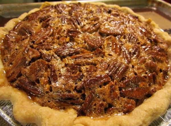 Yummy Pecan Pie! Recipe