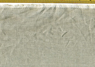 Photo: M2525リネン100細布生地127巾 糸25*25: カット/m: 50m以上¥/m(税込み)