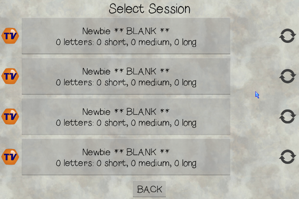 Cherokee Syllabary- screenshot