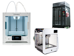 FDM 3D Printers from $2000 - $4000