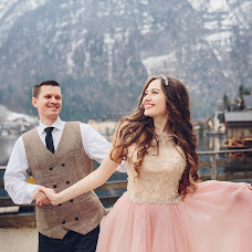 Wedding photographer Alina Rassokhina (rastudio). Photo of 12.04.2018