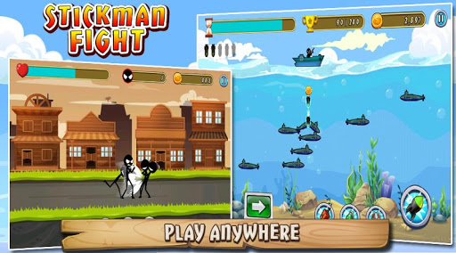 Stick Man Kungfu 1.1.3 screenshots 4