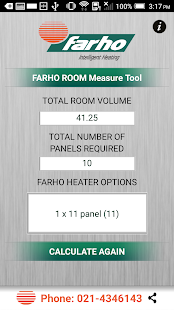 FARHO Room MeasureTool- screenshot thumbnail