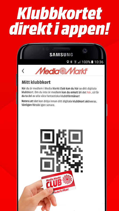 Media Markt Sverige- screenshot