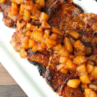 Pork Chops With Pears And Apples Recipes.