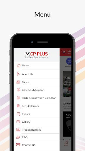 CP Plus Showcase screenshot 2