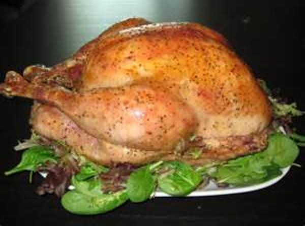 Mom's Classic Roast Turkey By Freda Recipe