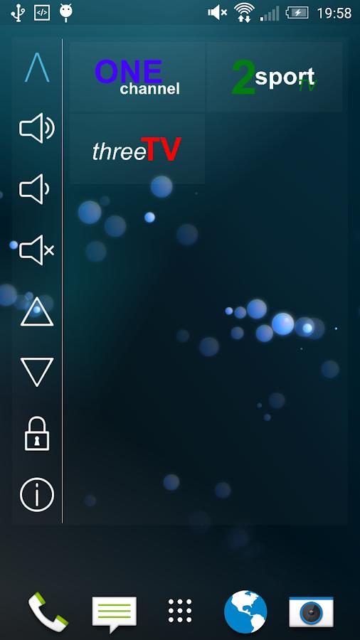 Smart TV Remote- screenshot